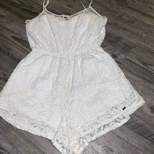 Large Hollister Romper